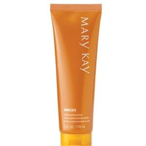 New in the box Mary Kay sunless tanning lotion